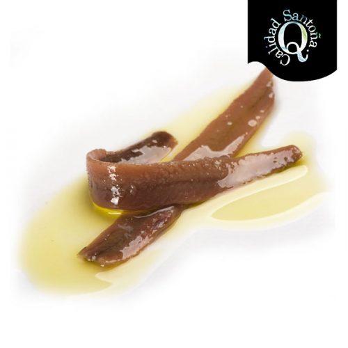 Anchoas del cantabrico en aceite de oliva
